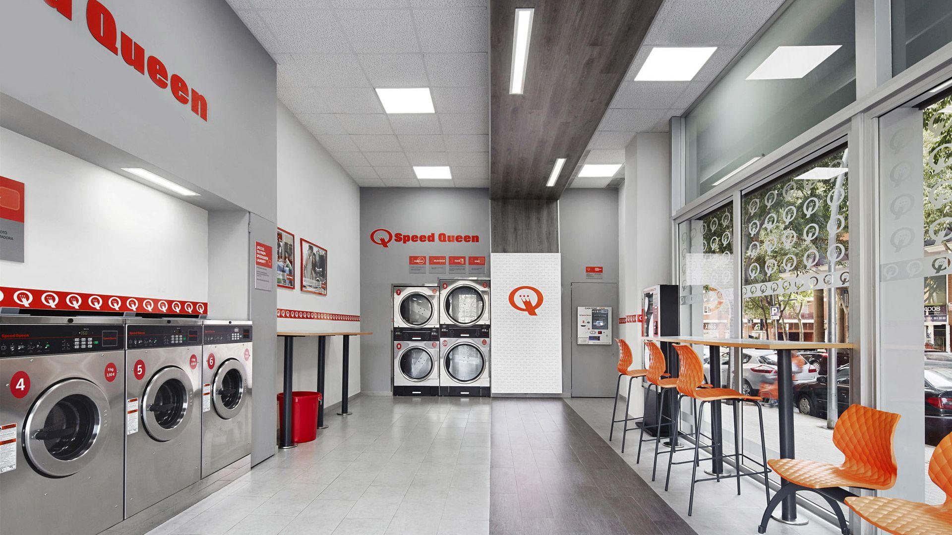 Trouver une laverie automatique autour de moi