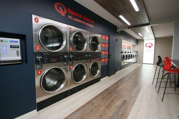 ouvrir laverie libre-service