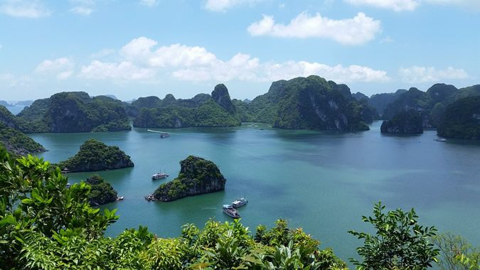 voyage romantique vietnam