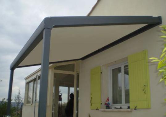 abri terrasse toile simple abri terrasse toile comment choisir les meilleurs modles with abri. Black Bedroom Furniture Sets. Home Design Ideas