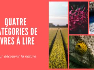 Livre sur la nature - Biotope
